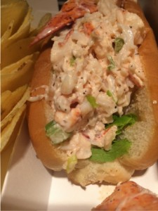Lobsta roll