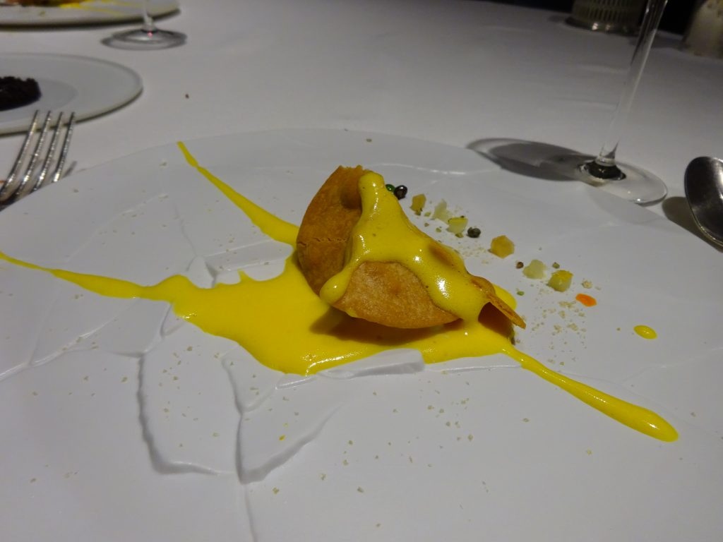 Oops, I Dropped the Lemon Tart
